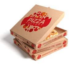 Nro 24 kilpailuun Branding mockups for Pizza company käyttäjältä sanbhosle