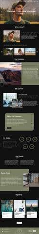 Graphic Design-kilpailutyö nro 28 kilpailussa Design Personal Website