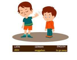 Nro 21 kilpailuun 50+ illustrations for Latin vocabulary training käyttäjältä artinnovation64