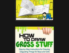 nº 79 pour Design a Book Cover - How to Draw Gross Stuff par khaledgamalibrah