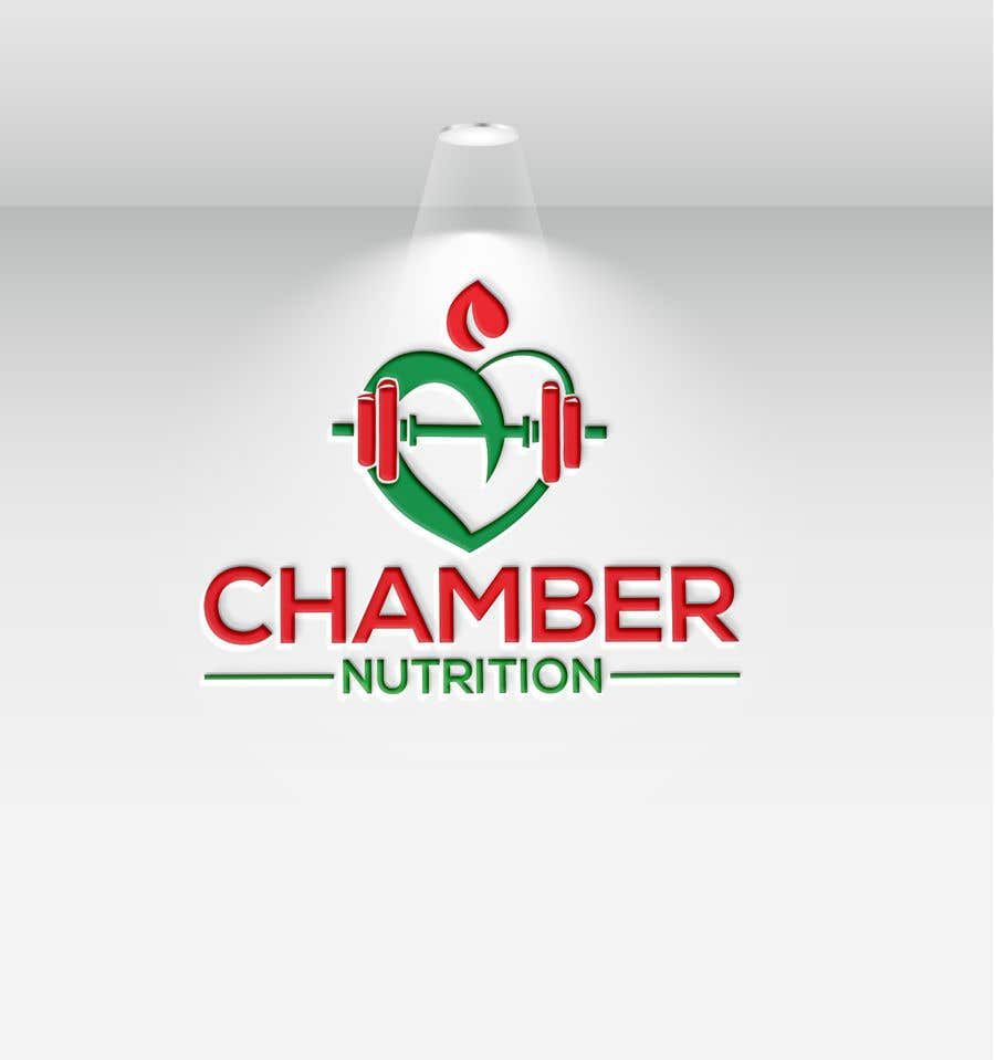 Penyertaan Peraduan #                                        46                                      untuk                                         Logo for Nutrition Suppliment Company