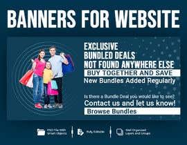 #55 for Need Bundle Deals Banners for Website af imranislamanik