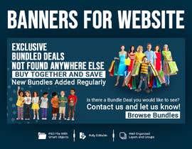#56 for Need Bundle Deals Banners for Website af imranislamanik