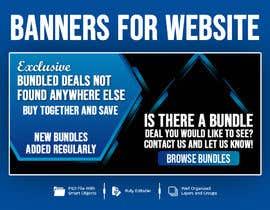 #59 for Need Bundle Deals Banners for Website af imranislamanik
