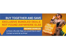 #62 for Need Bundle Deals Banners for Website af ALAMIN522