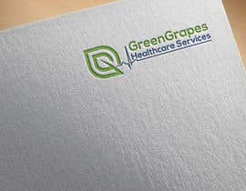 #162 for Build me a branding logo for - GreenGrapes Healthcare Services by mahfuzrm