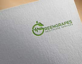 #167 for Build me a branding logo for - GreenGrapes Healthcare Services by tanvirhyder22