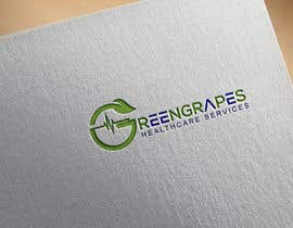 #225 for Build me a branding logo for - GreenGrapes Healthcare Services by tanvirhyder22