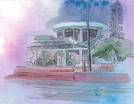 #42 untuk Draw a digital watercolor art oleh DenioViana