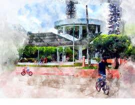 #85 untuk Draw a digital watercolor art oleh Shehab8056