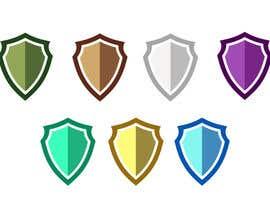 #22 cho Icon Design for Tiered Ranking System bởi Shafik25