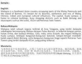 #15 cho translate a document from chinese to english bởi jubaidagulsanara