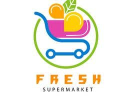 #127 for supermarket logo and name design starting with A by Towhidul2627