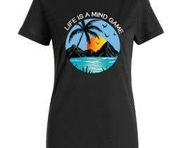 #140 untuk t shirt logo + mock up oleh baduruzzaman