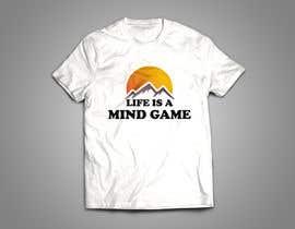 #125 cho t shirt logo + mock up bởi iamkausarkhan