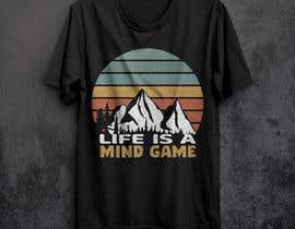 #50 untuk t shirt logo + mock up oleh Tituaslam