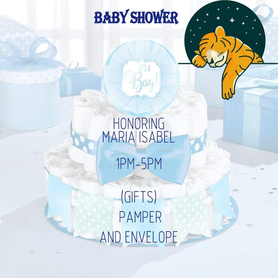 Penyertaan Peraduan #                                        20                                      untuk                                         BABY SHOWER E-LECTRONIC