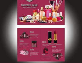 #164 for brochure for cosmetic factory by debsomadder