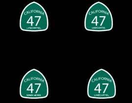 #21 untuk Line cartel freeway sign oleh STarun7