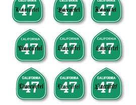 #19 untuk Line cartel freeway sign oleh PartStudio