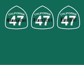 #23 untuk Line cartel freeway sign oleh littlenaka