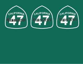 #25 untuk Line cartel freeway sign oleh littlenaka