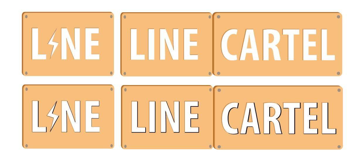 Konkurrenceindlæg #                                        5                                      for                                         Line Cartel Stencil