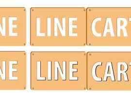 #5 for Line Cartel Stencil af Noury7