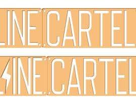 #7 for Line Cartel Stencil af Noury7