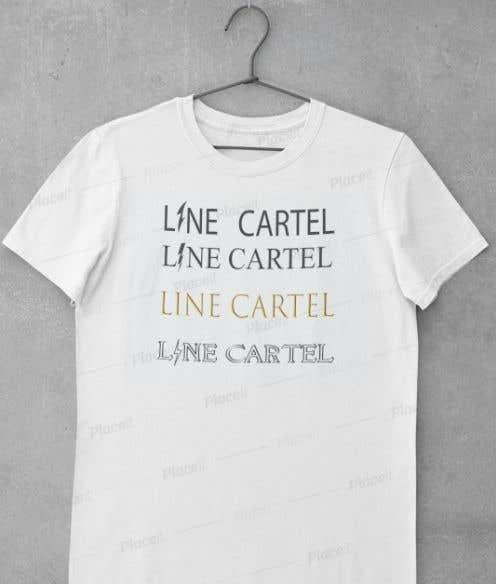 Konkurrenceindlæg #                                        3                                      for                                         Line Cartel Stencil