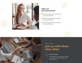 nº 41 pour Design a website for www.ImpactPays.com par mudimudimudi