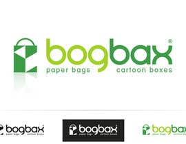 #299 para Logo Design for BogBax de krustyo