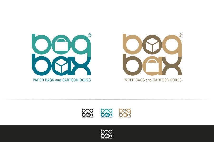 Penyertaan Peraduan #                                        330                                      untuk                                         Logo Design for BogBax