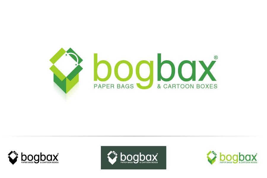Penyertaan Peraduan #                                        287                                      untuk                                         Logo Design for BogBax