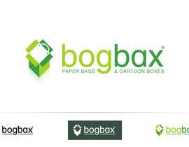 #287 para Logo Design for BogBax de krustyo