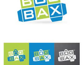 nº 232 pour Logo Design for BogBax par Habitus