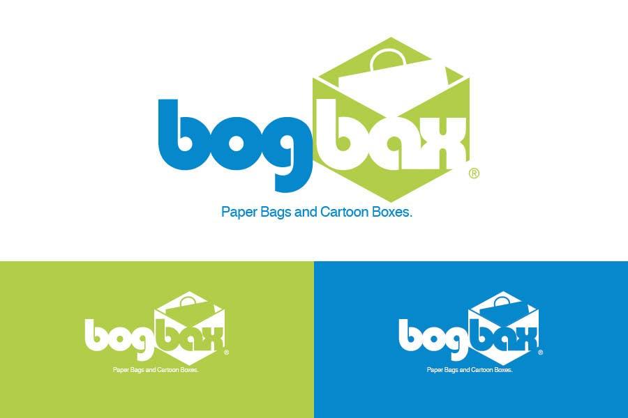 Penyertaan Peraduan #                                        64                                      untuk                                         Logo Design for BogBax