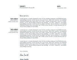 #74 untuk Company Business Card, Profile, Letterhead, Quotation & Invoice Design oleh shakhawat225