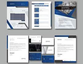 #83 untuk Company Business Card, Profile, Letterhead, Quotation & Invoice Design oleh sbfshofol