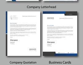 #84 untuk Company Business Card, Profile, Letterhead, Quotation & Invoice Design oleh sbfshofol