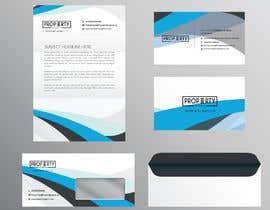 #68 untuk Company Business Card, Profile, Letterhead, Quotation & Invoice Design oleh fareenArtificer
