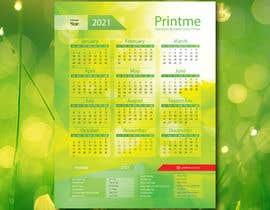 Nro 50 kilpailuun calendar design käyttäjältä sbfshofol