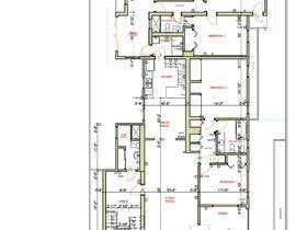#51 for Modify a floor plan for an existing house af willbsamuel