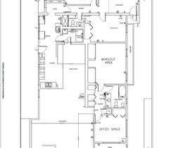 #38 for Modify a floor plan for an existing house af ImtiazNasim13