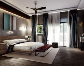 #26 for Master Bedroom Interior Design by rohit618pathak
