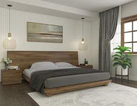 #59 for Master Bedroom Interior Design by hailuiz13