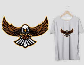 #48 for I need a logo designed of a owl or a eagle face..Be creative by designernazmul26