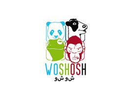 #21 for Design creative logo ( English and Arabic ) For Woshosh af gerardguangco