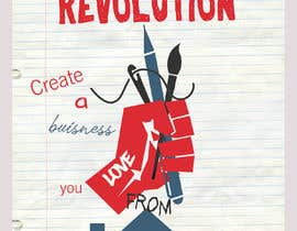 #60 para The Home based Revolution book cover por carilon