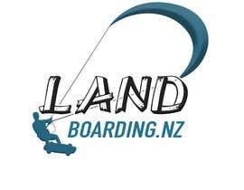 #77 for Logo design for Kite Landboarding, e.g. Kitesurfing, mountainboarding af utsabarua